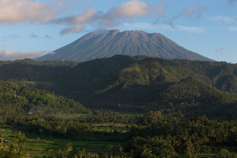Image Result For Gunung Agung