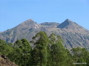 Gipfel des Gnung Batur