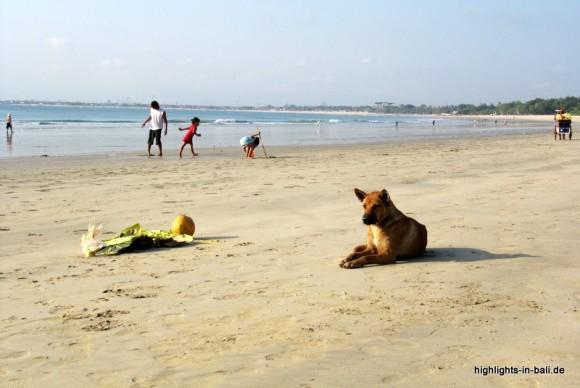 Strand in Jimbaran