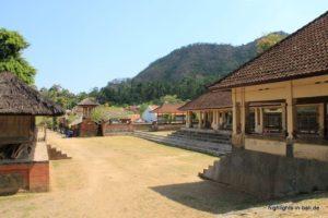 Zentrum des Dorfs