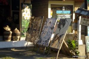 Galerie und Kunstverkauf