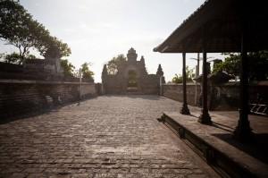 Uluwatu Tempel Tor