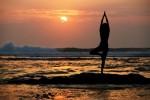Yoga auf Bali